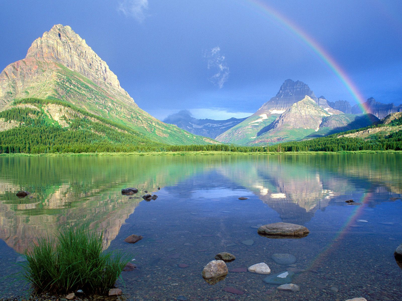 rainbow-reflections-swiftcurrent-lake-glacier-national-park-montana